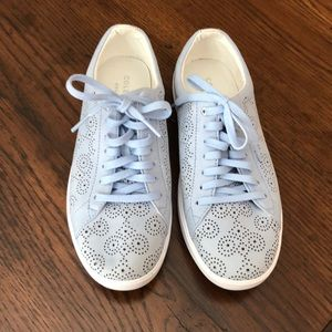 Cole Haan light blue 7.5 B tennis shoe
